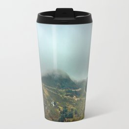 Peaks of Europe Travel Mug