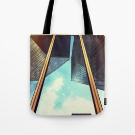 Building Reflections Tote Bag