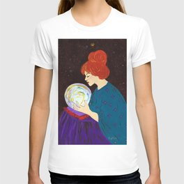 Divination by Mary Bottom T-shirt