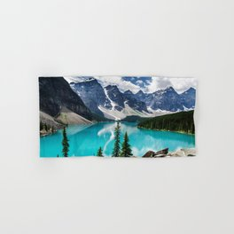 Lake Moraine Banff Hand & Bath Towel