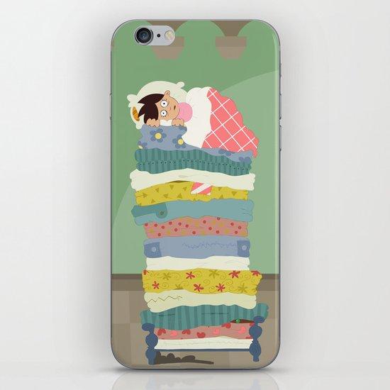 Princess and the Pea iPhone Skin