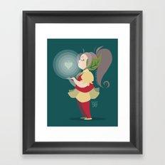 Sacred Heart Framed Art Print