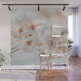 Looking Up Wall Mural