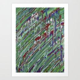 Liquid Visions Art Print