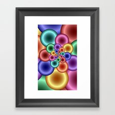 pattern -41- Framed Art Print