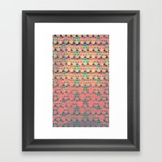 CALAVERITAS Framed Art Print