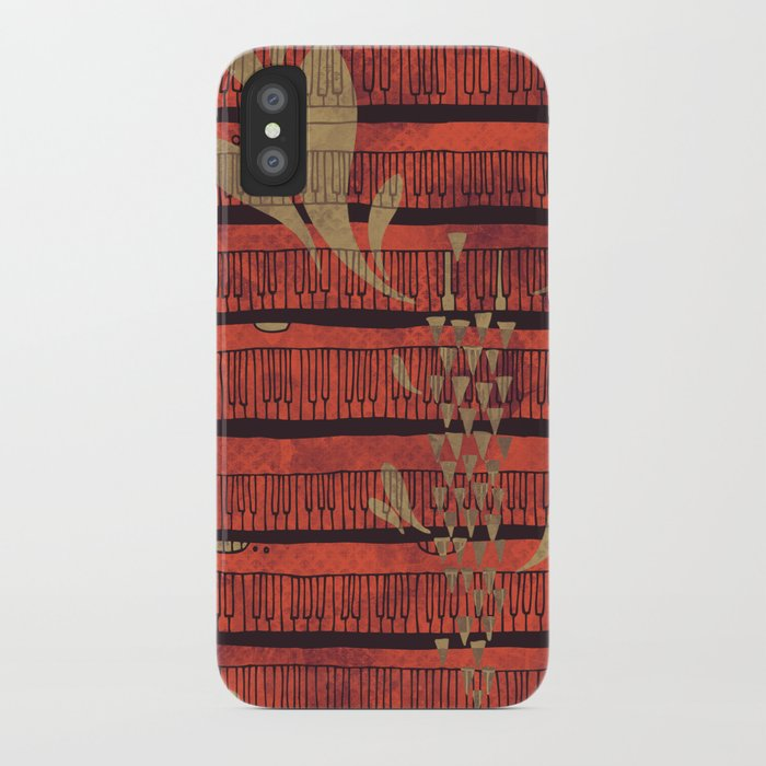 Power Chord iPhone Case