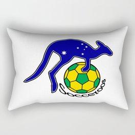 Australia Socceroos ~Group C~ Rectangular Pillow