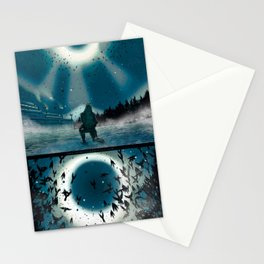 Under the Dark Sun - What`s all this? Stationery Cards