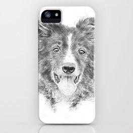 Huckleberry Hound iPhone Case