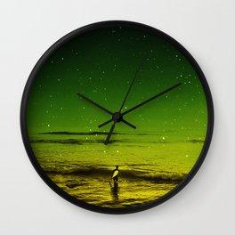 Lost Surfer Star Series Wall Clock