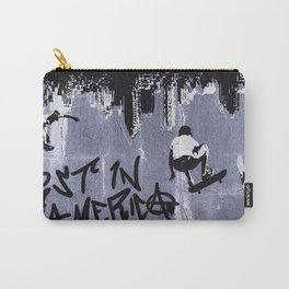 Lost in America Carry-All Pouch