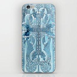 Celtic Blue - JUSTART © iPhone Skin
