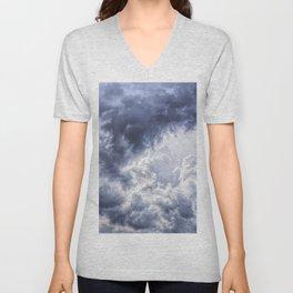 Storm Clouds Unisex V-Neck