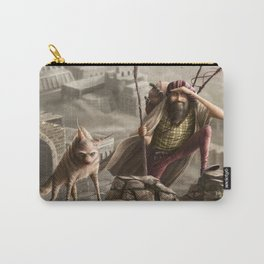 The travellers  Carry-All Pouch