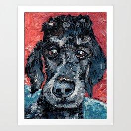 Tucker Art Print