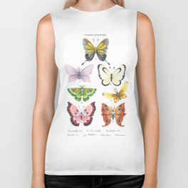 Butterfly Pokémon of the World Biker Tank