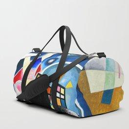 Wassily Kandinsky - A Center 1924 Duffle Bag