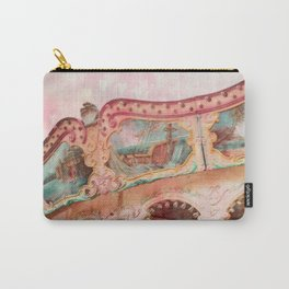 I Heart my Carousel Carry-All Pouch