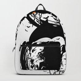 Bats ink splash Backpack