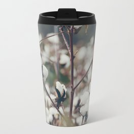 Cotton Field 8 Travel Mug