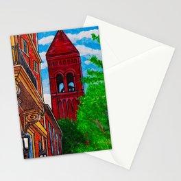 Duke Street Steeple Stationery Cards
