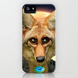 Arizona GQ Coyote iPhone Case