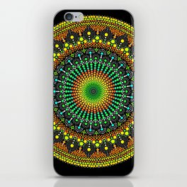 Zest for life. iPhone Skin
