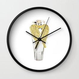 Angel parfum Wall Clock