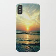 Sunrise iPhone X Slim Case