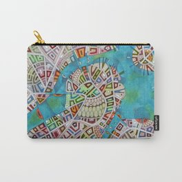 imaginary map of boston  Carry-All Pouch