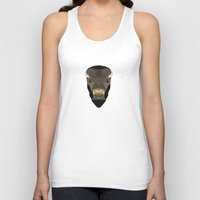 buffalo Tank Tops featuring Buffalo by Alysha Dawn