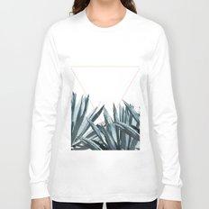Agave Triangle Long Sleeve T-shirt