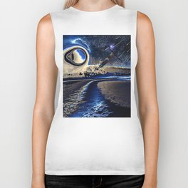 Night Flight Biker Tank