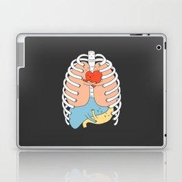 Hugs Keep Us Alive 2 Laptop & iPad Skin