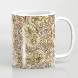 Rococo Frames Toss Coffee Mug