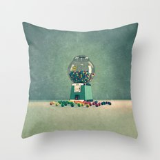 world is better without intolerance Throw Pillow