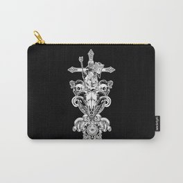 FAITH IN NOTHING Carry-All Pouch
