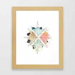 C.O.M.P.A.S.S. No. 9 Framed Art Print