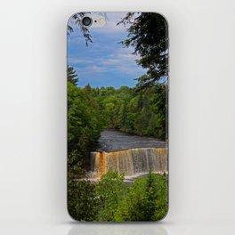 Tahquamenon Upper Falls VII iPhone Skin