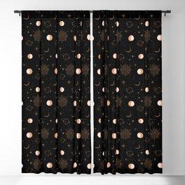 Moons For Mystics Blackout Curtain