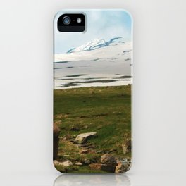 Aragats Mountain Armenia Photo iPhone Case