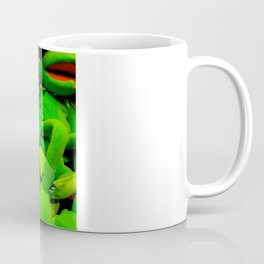 Kermits Sans  Eyes Coffee Mug