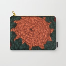 Love sun crochet Carry-All Pouch