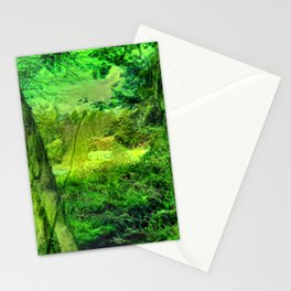Temperate Jungle Home Stationery Cards
