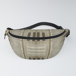 """Ethnic Pattern Natural Color"" Fanny Pack"