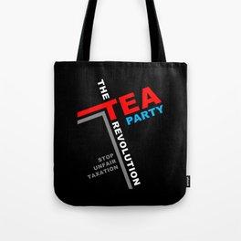 Stop Unfair Taxation Tote Bag