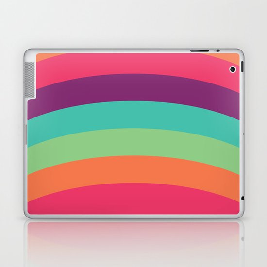 70s Flair Laptop & iPad Skin