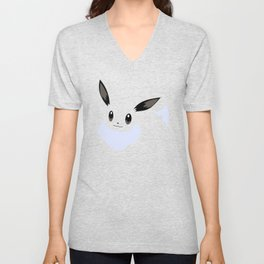 Shiny Eevee Unisex V-Neck