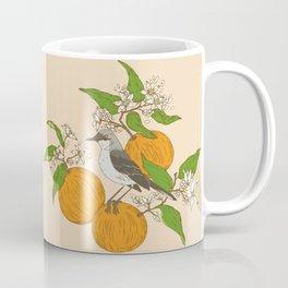Mockingbird & Orange Blossoms Coffee Mug